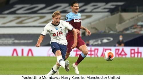 Pochettino Membawa Harry Kane ke Manchester United