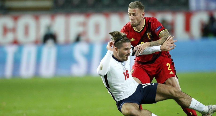 Inggris Tersisih Dari UEFA Nations League