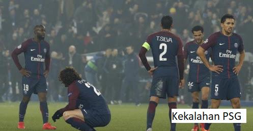 Kekalahan PSG