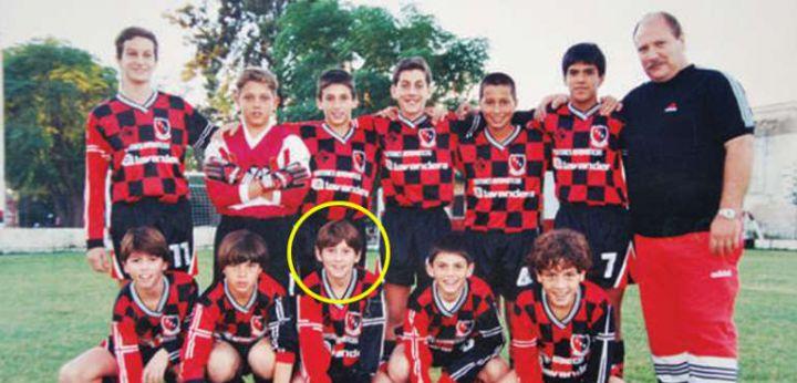 Biografi Lionel Messi, Pemain Bola Terbaik Dunia